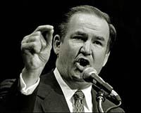 Pat Buchanan paleoconservatives The American Conservative