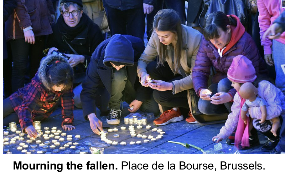 brussels attacks why bourse