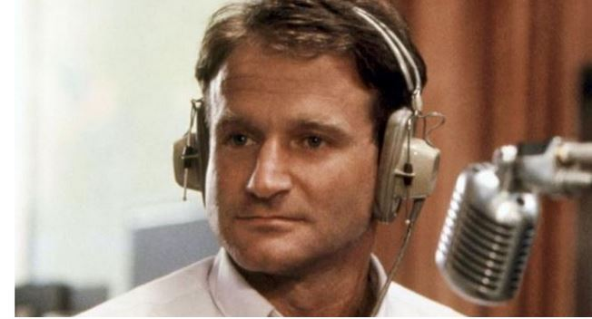"""Robin Williams what does """"genie, you're free"""" mean?"""