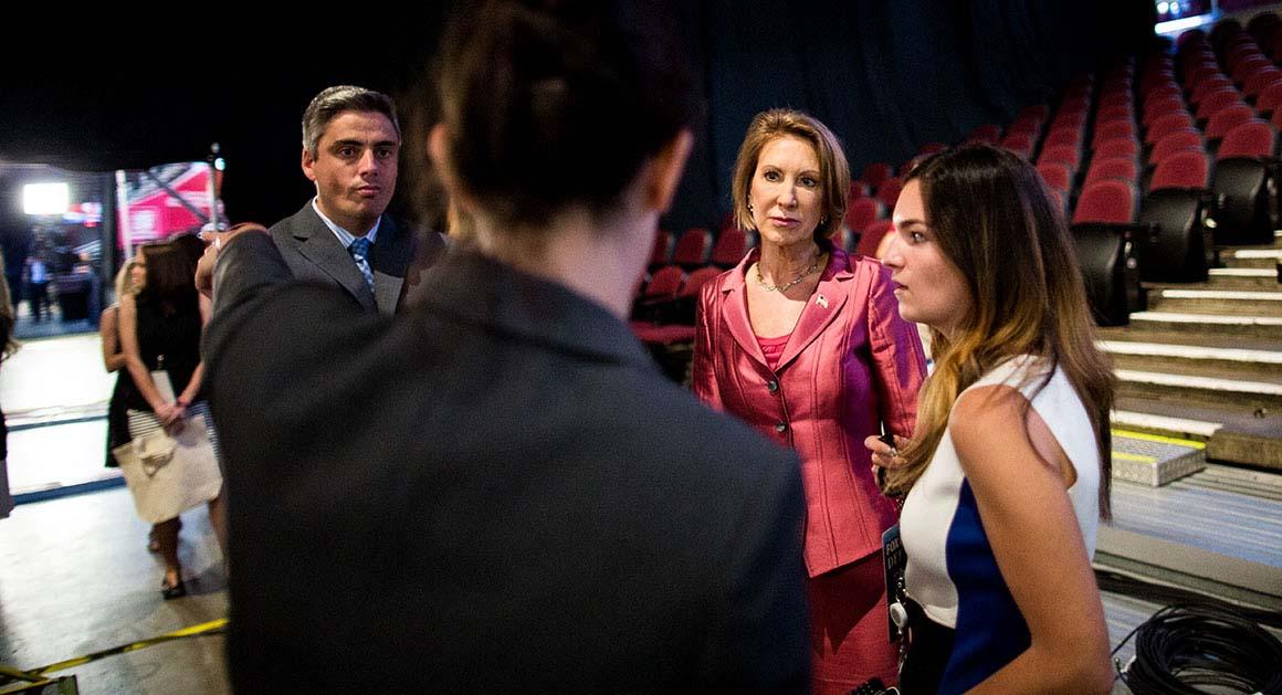 carly fiorina winner gop presidential debate libertarians