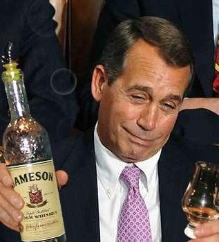 john boehner crony award