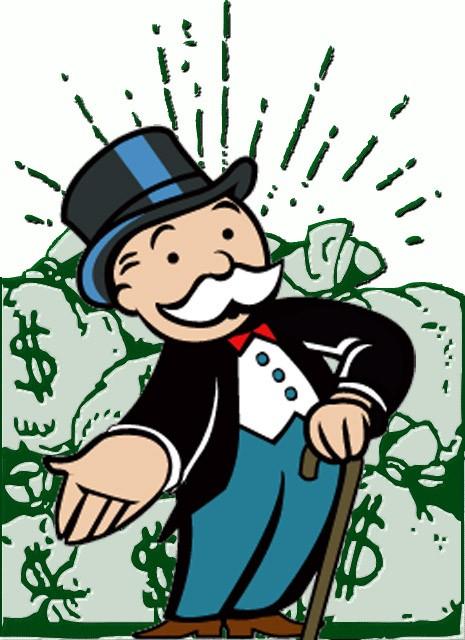 Monopoly Man A