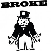 Monopoly broke