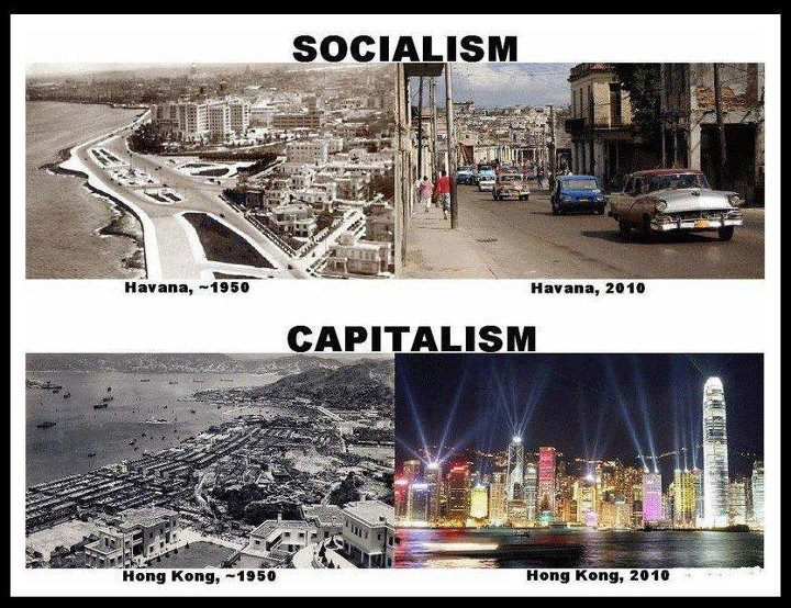 Capitalism v socialism 1