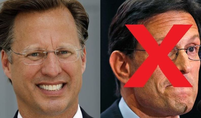 Eric Cantor's defeat by David Brat is historic GOP civil war establishment