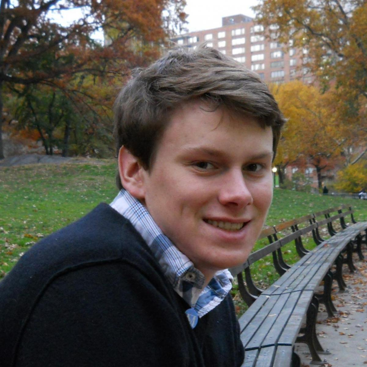 Writer Sean McElwee