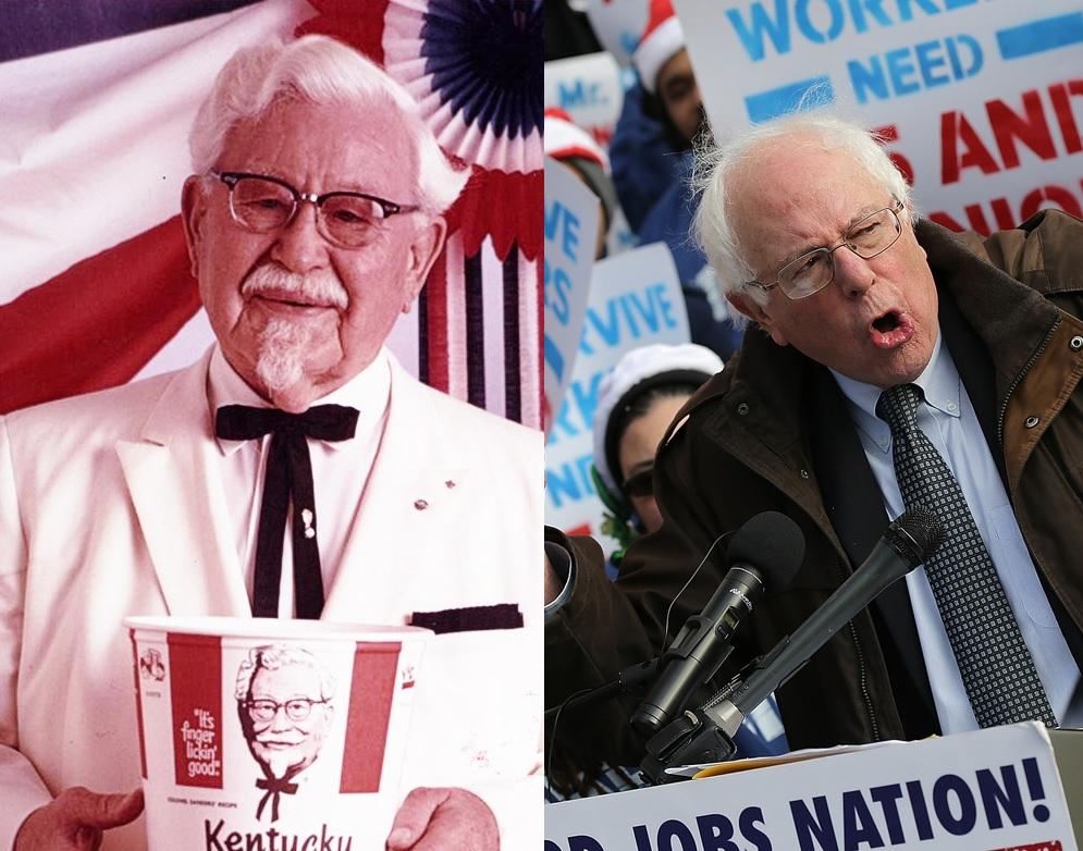 Two Sanders