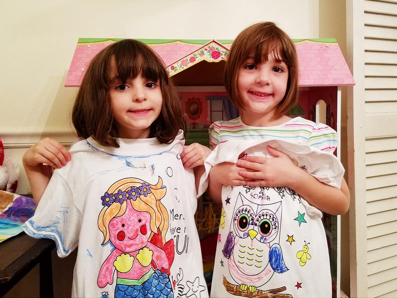 Twin shirts SMALL