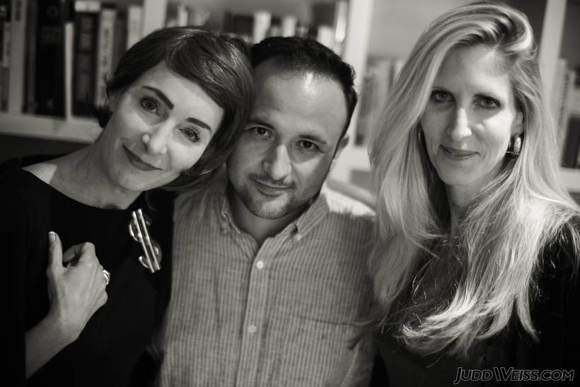 Jennifer Grossman (Ayn Rand), X + Ann Coulter