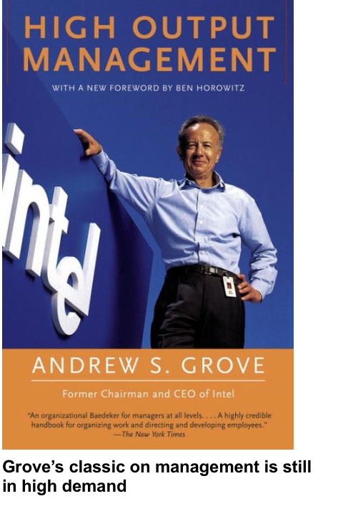 2 andy grove management principles output