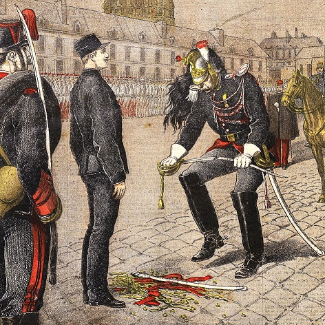 Dreyfus degraded