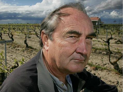 Raisin farmer Marvin Horne