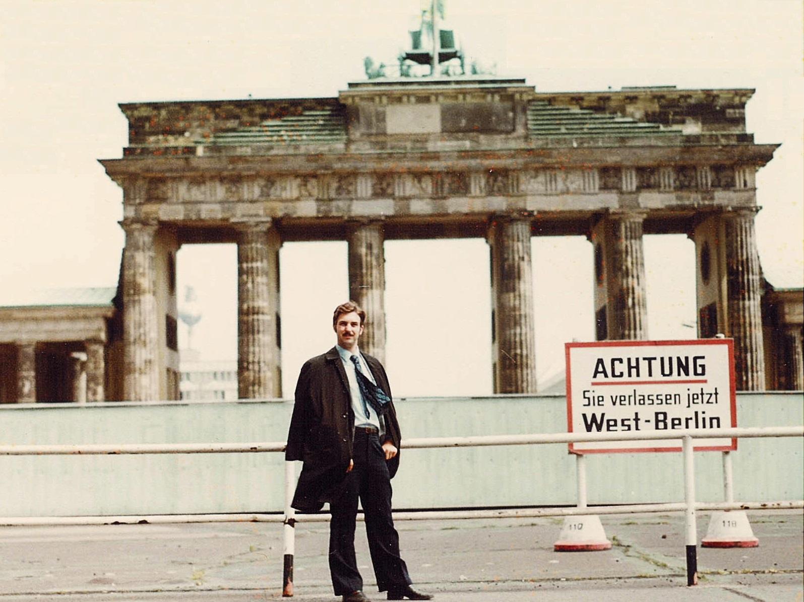 Ed Berlin 1981