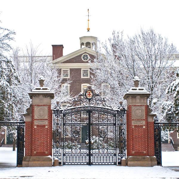 Brown University Gates