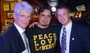 David Kelley, Ken Stanford, and Andrew Kaluza in Dallas, Texas   Photo: Alec Weisman