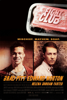 Watching Fight Club is like watching one of al-Qaeda's training films.