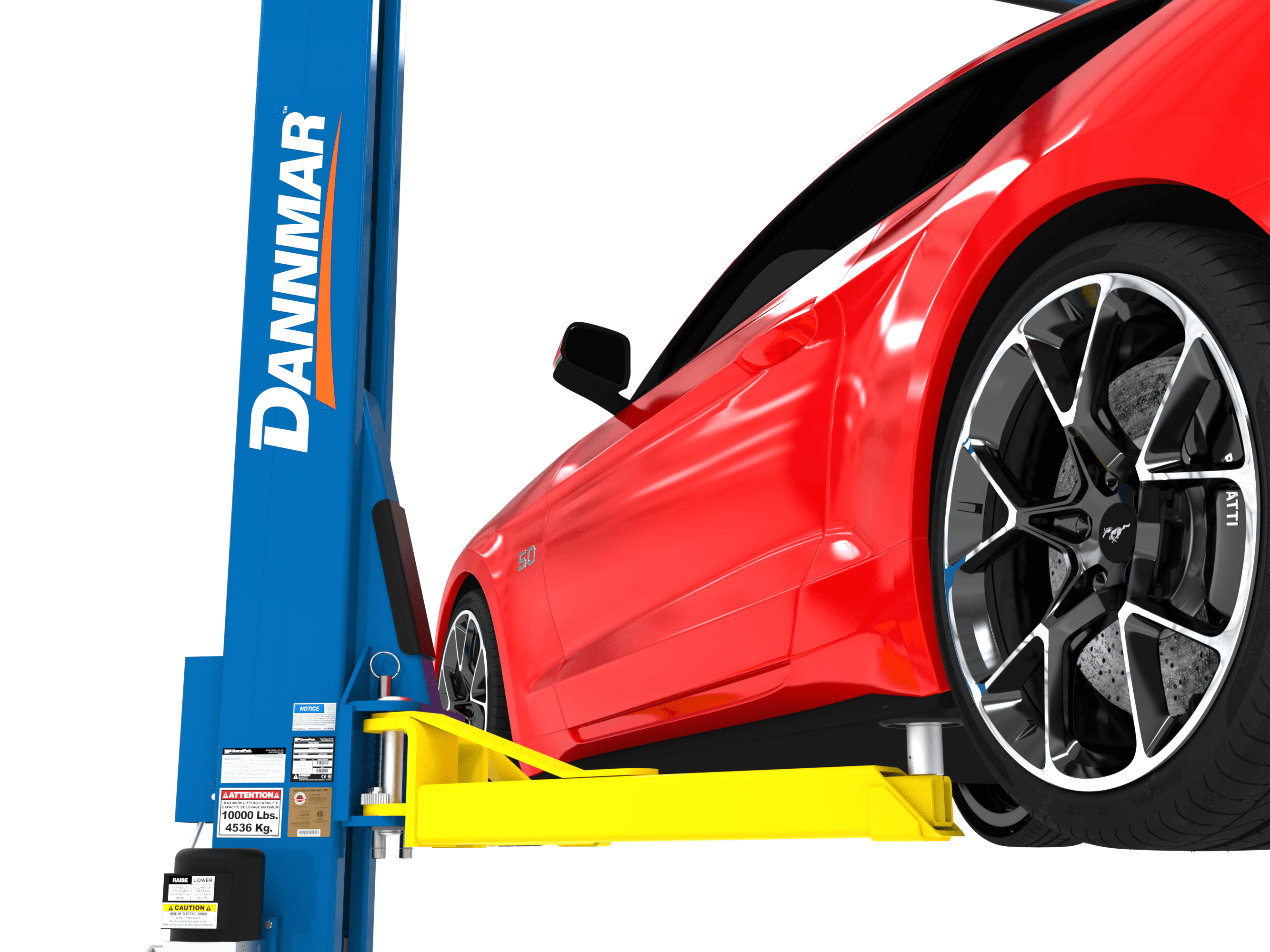 Dannmar D2-10A