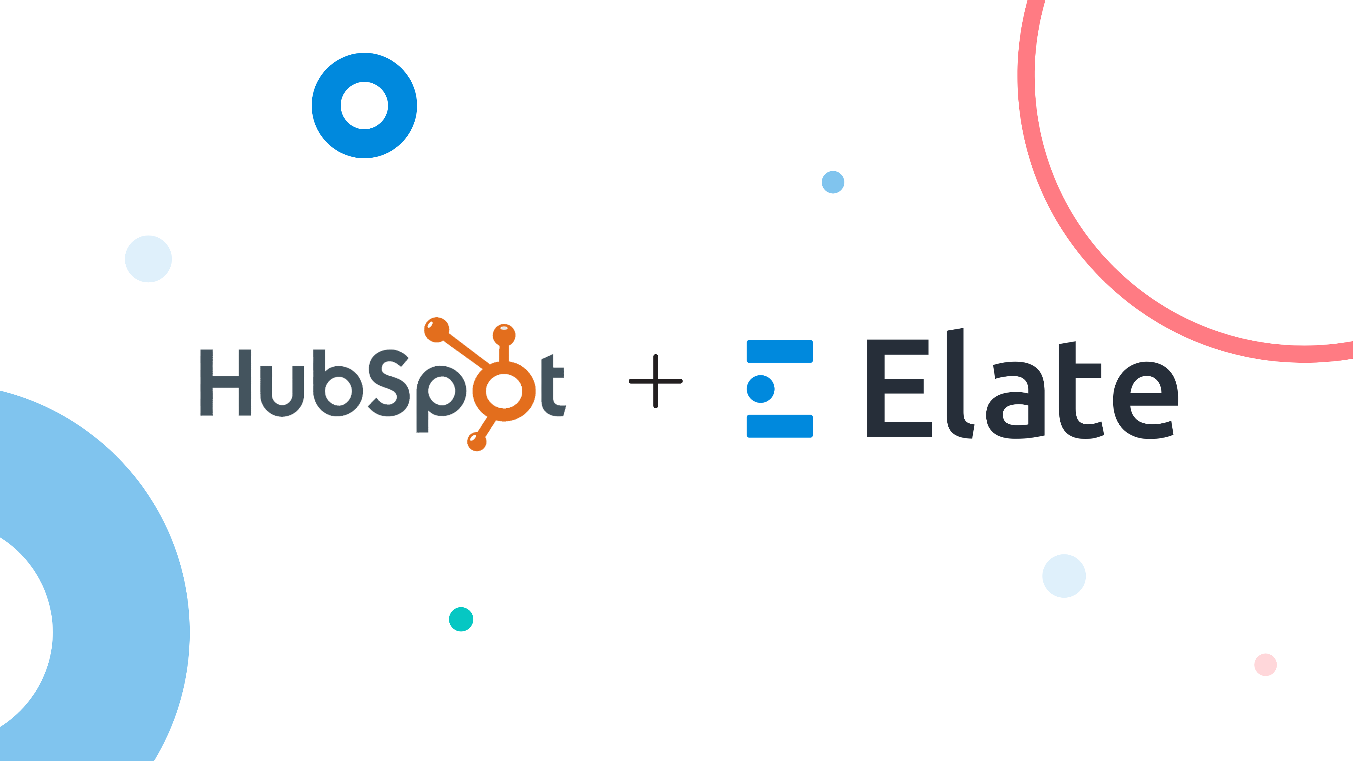 Integration Spotlight: Elate + HubSpot