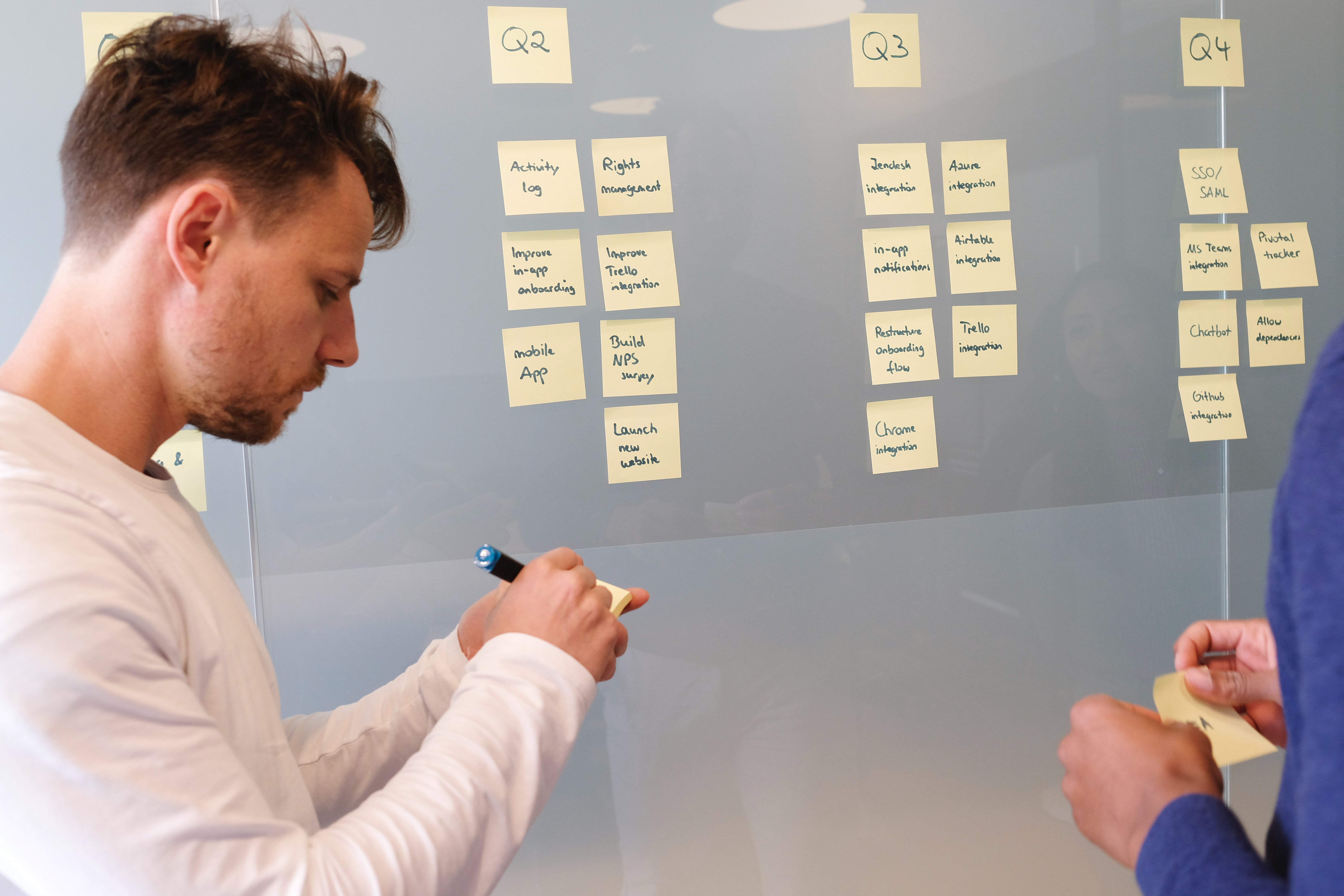 Planning and Setting OKRs