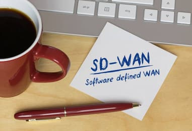 How does SD-WAN work?