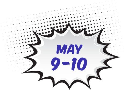 May 9–10