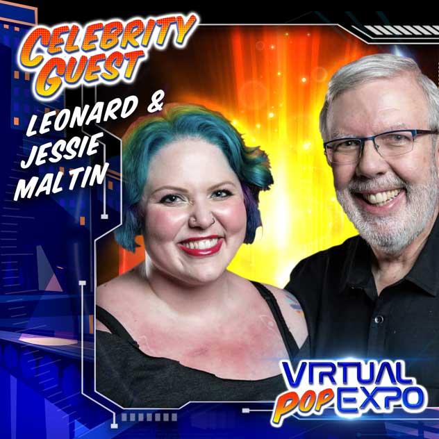 Leonard & Jessie Maltin