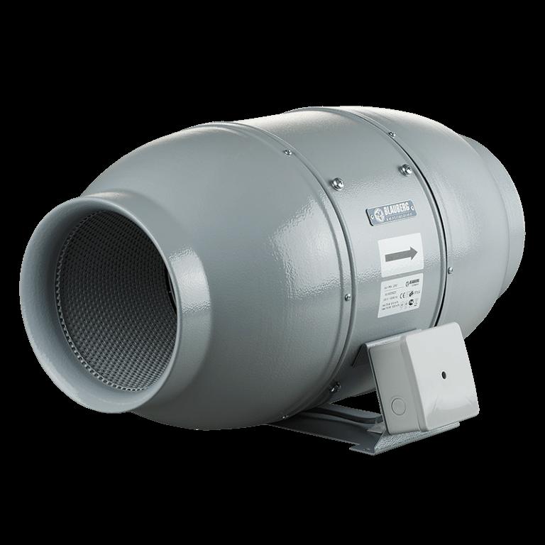 Sub floor ventilation fan