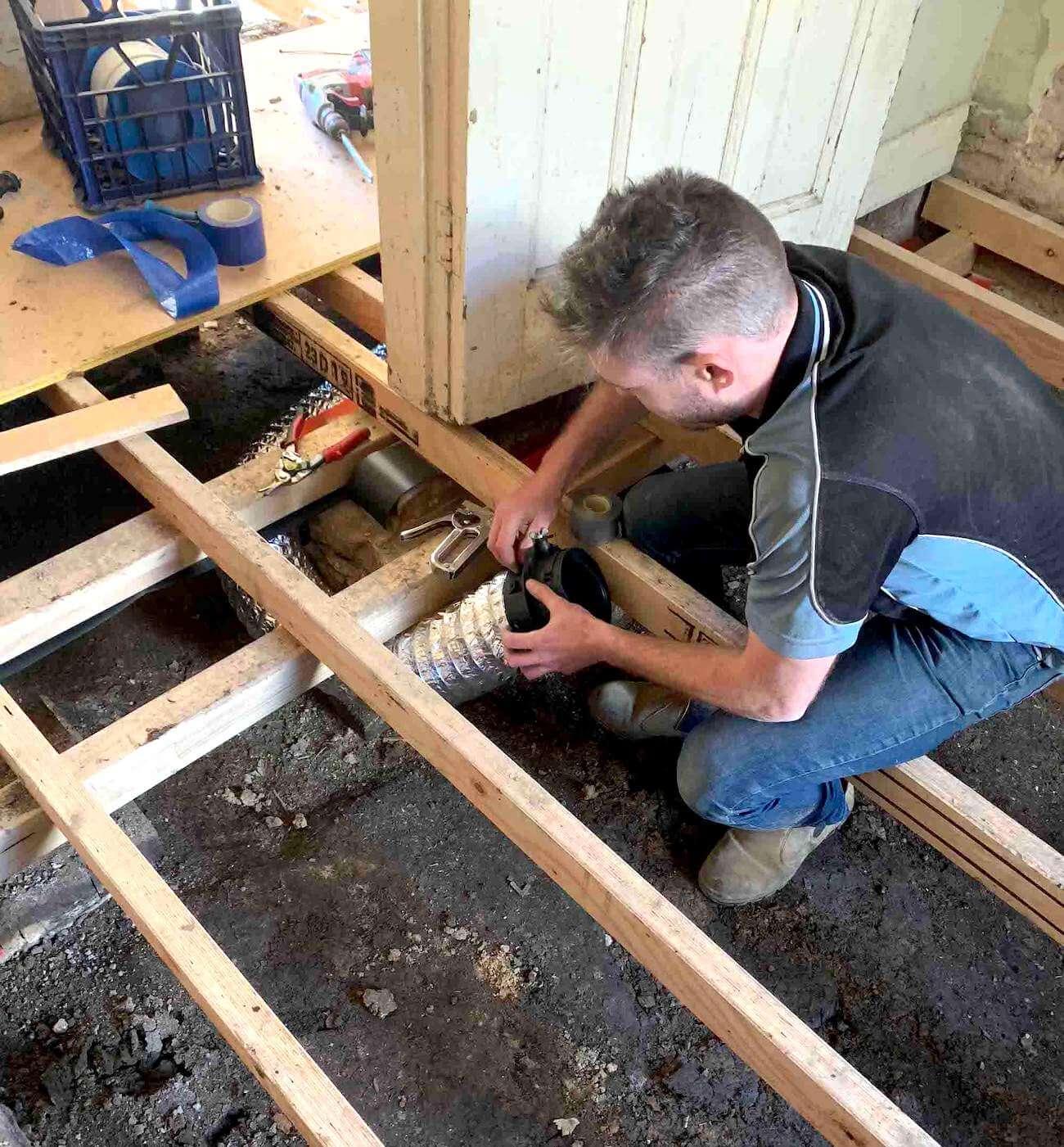 underfloor vent systems