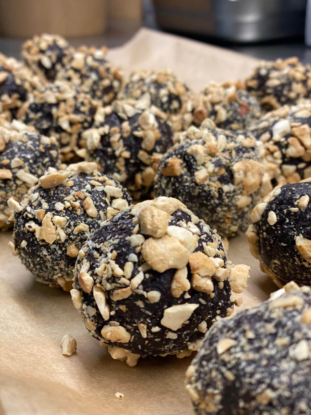 Cacao-Nut Energy Balls (pack)