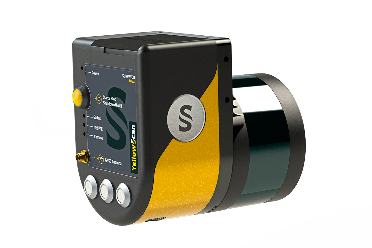 Surveyor Ultra LiDAR