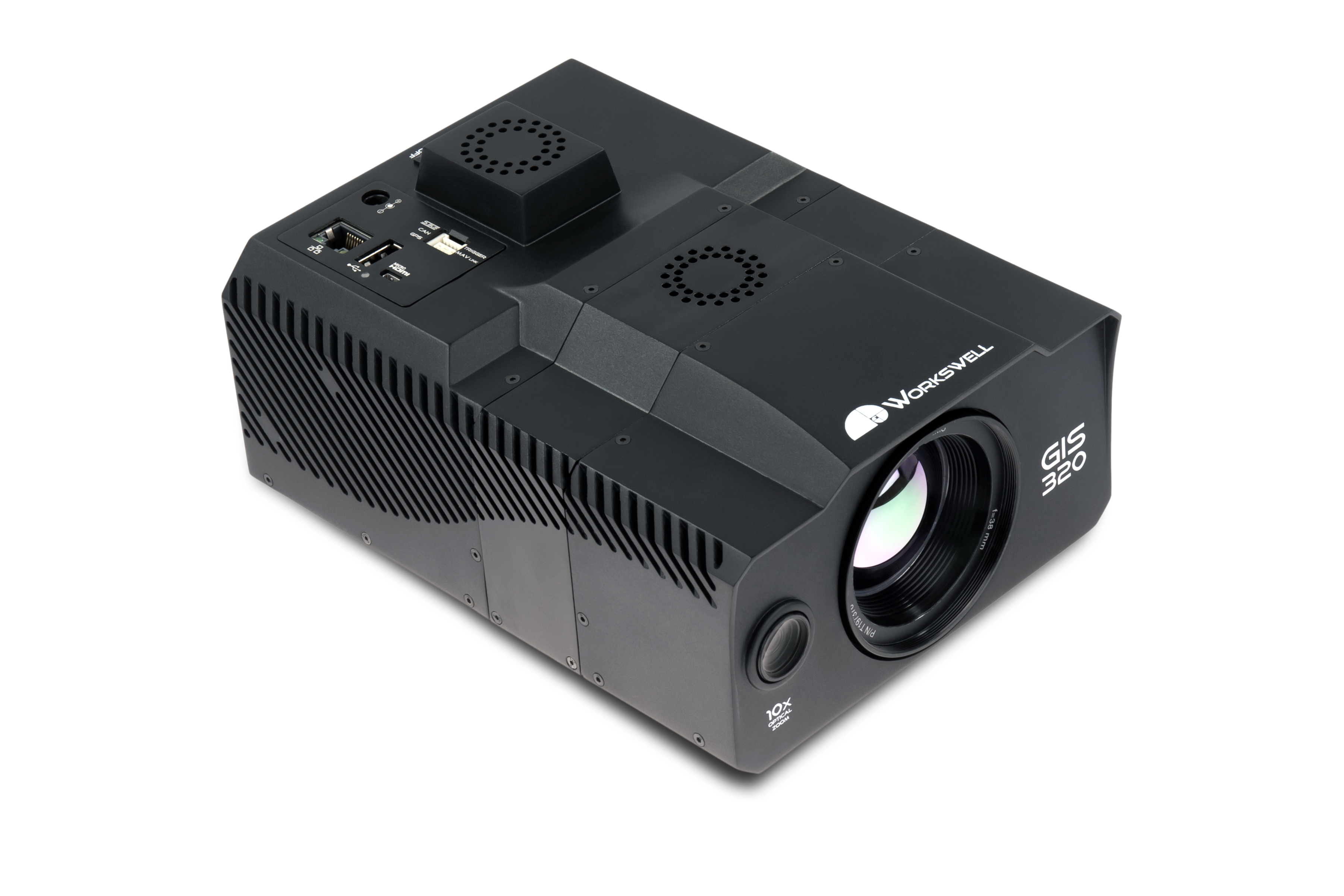 Gas detection Camera Workswell GIS-320