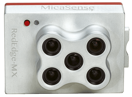 Multispectral MicaSense Rededge-Mx Camera