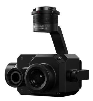 Flir - DJI Zenmuse XT2 camera