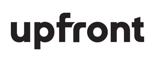Upfront Logo - Investor in Tact.ai