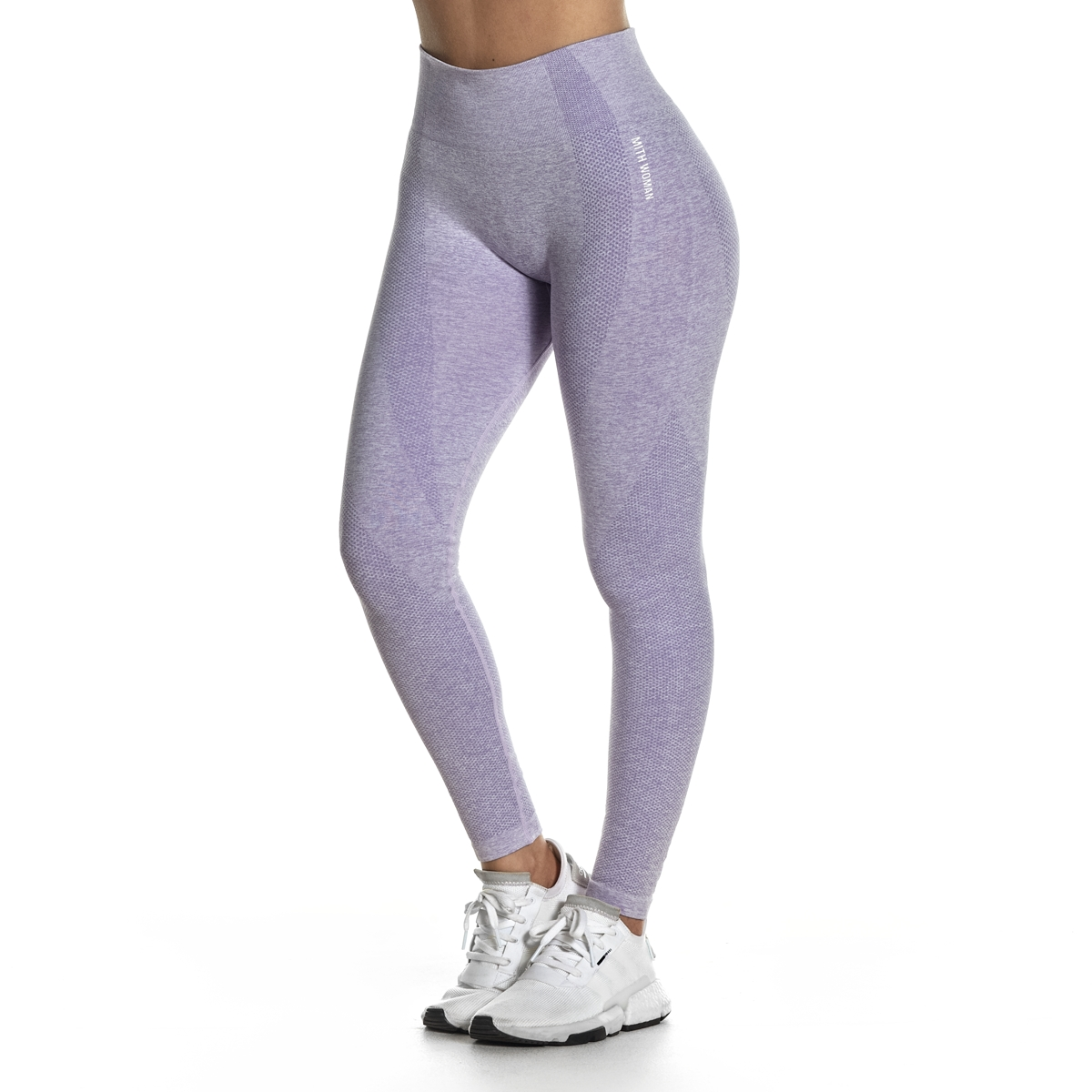 LEGGING ESSENTIAL SEAMLESS LILAS -mith