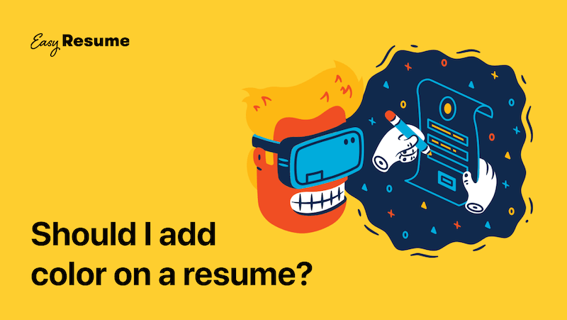 Colors on a Resume: What Do Employers Really Think in 2021?