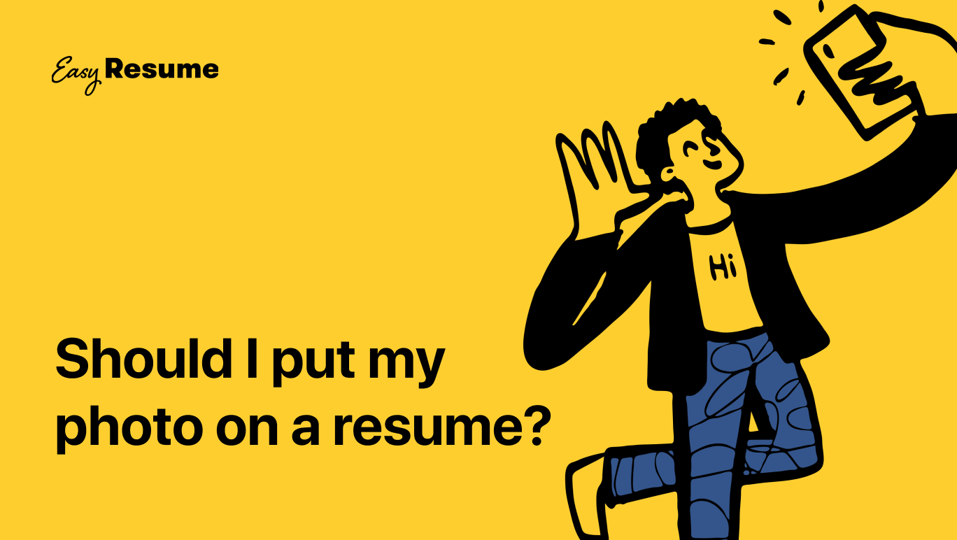 Should I Include a Profile Photo on My Resume in 2021? (Tips & Examples)