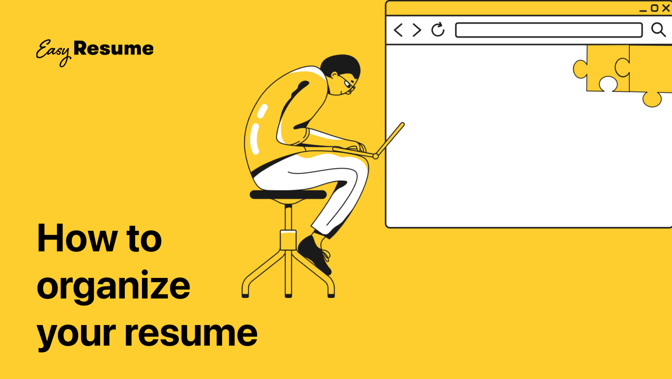 How to Organize Your Resume with Resume Layout Examples in 2021