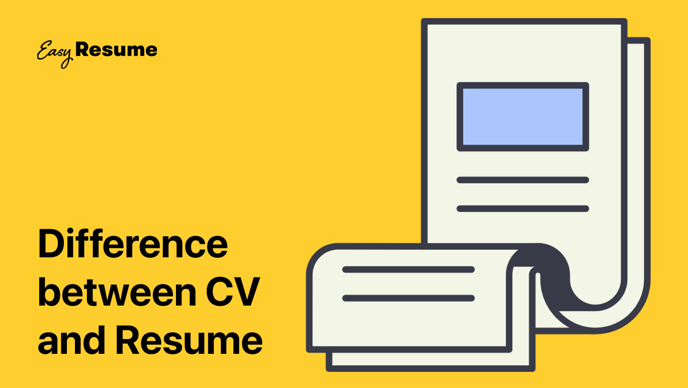 What is the Difference Between a CV and a Resume in 2021?