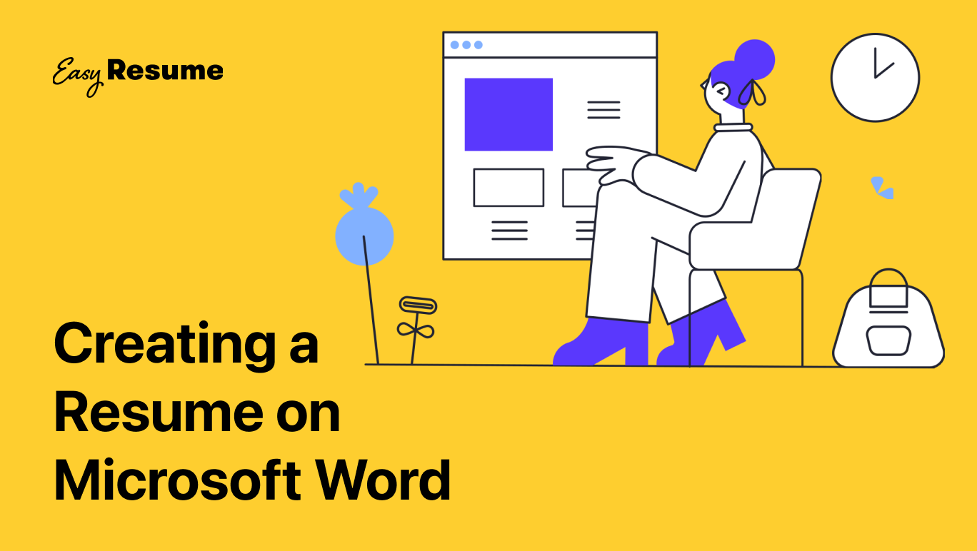 How to Create a Resume in Microsoft Word (Step-by-Step Guide)