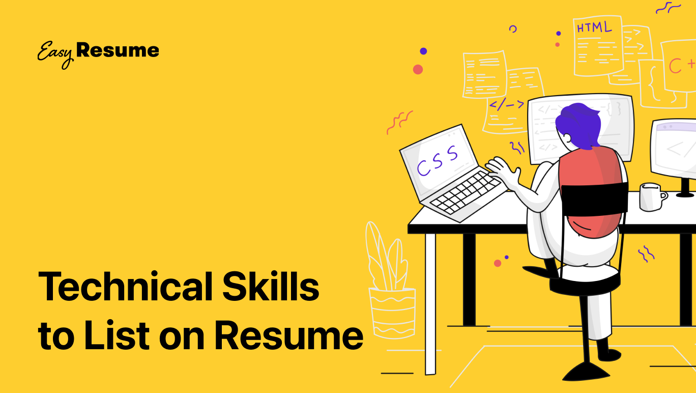 50+ Key Technical Skills to List on Your Resume in 2021 (With Examples)