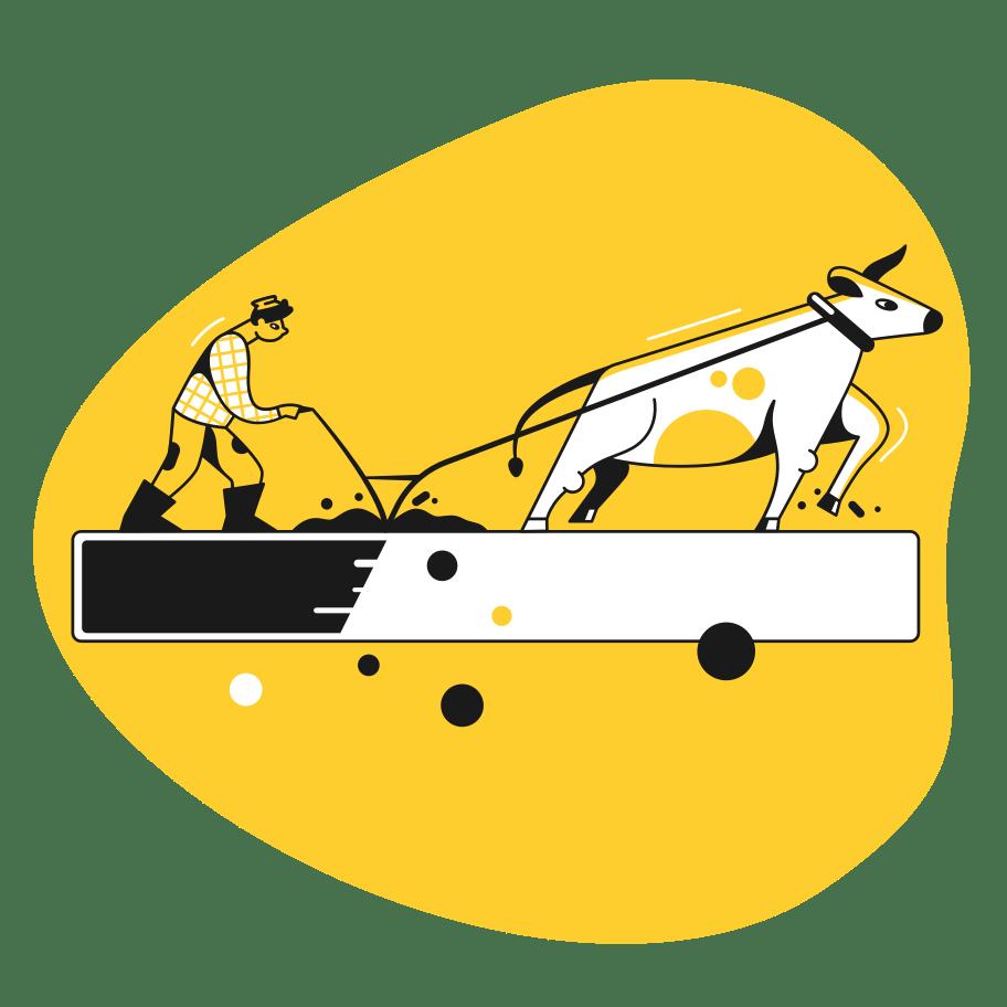 Career advice illustration