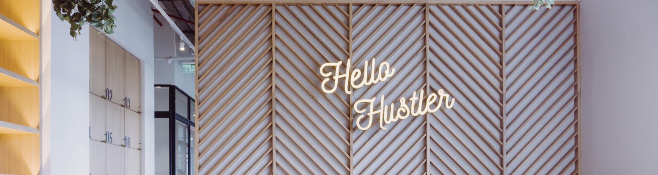 Hello hustler image