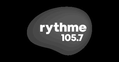 Rythme fm Montreal logo.