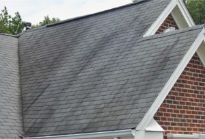 how to get rid of black streaks on your roof