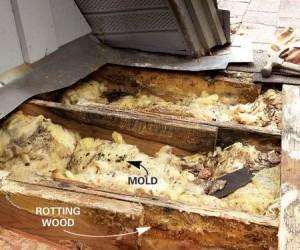 prevent roof leak