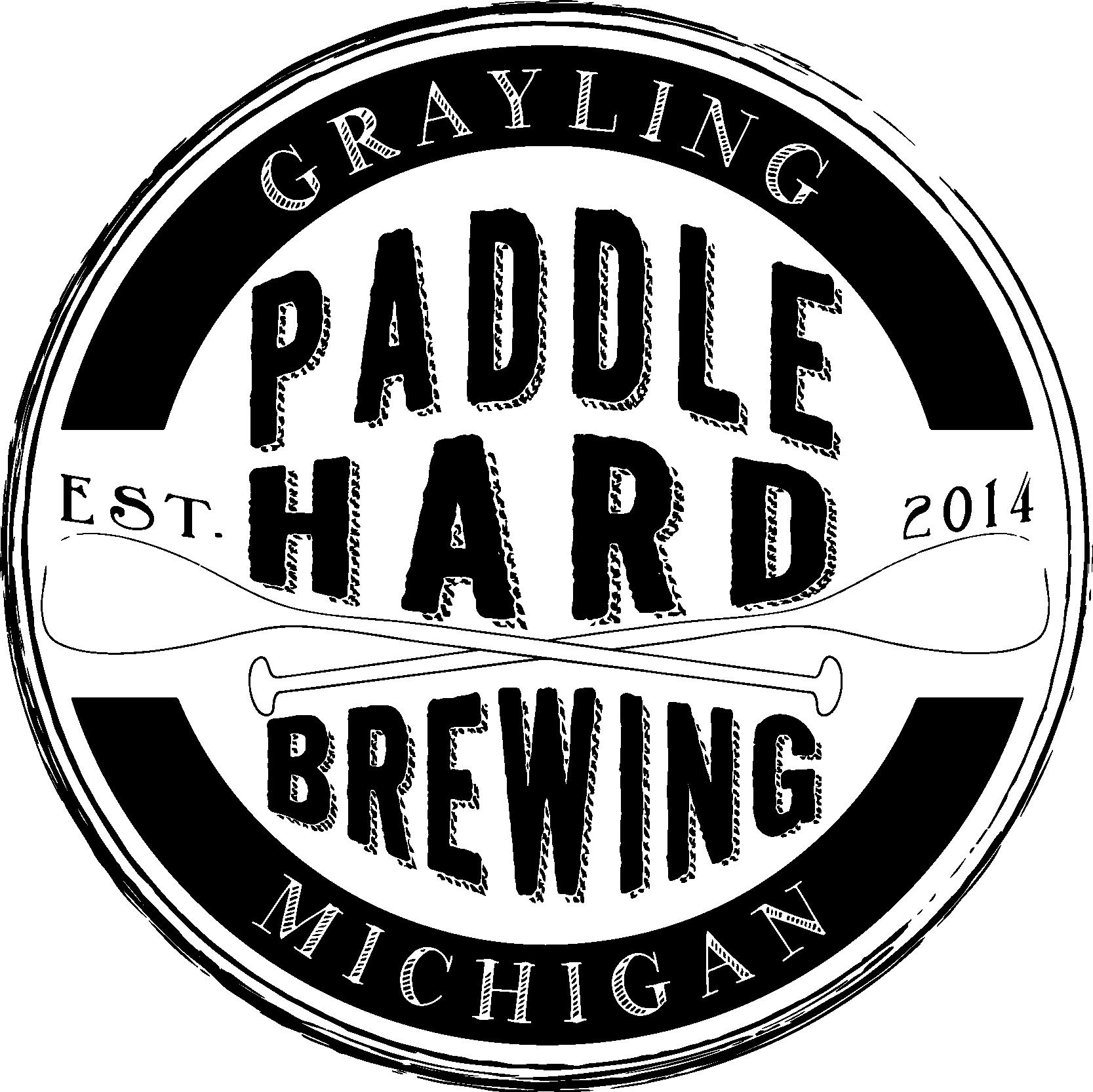 Paddle Hard logo