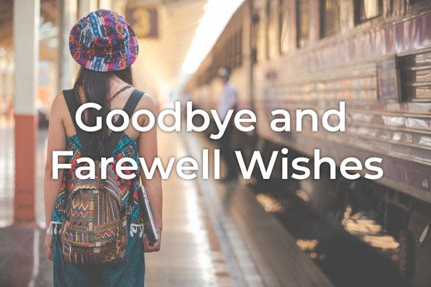 Goodbye Wishes