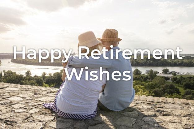 Happy Retirement Wishes