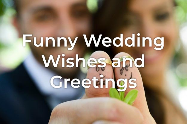 Wedding Wishes Funny